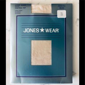 VTG Jones Wear pantyhose